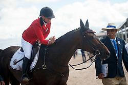 Donckers Karin, BEL, Fletcha van't Verahof<br /> World Equestrian Games - Tryon 2018<br /> © Hippo Foto - Sharon Vandeput<br /> 17/09/2018