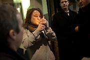 SARA LUCAS, Miss Jumbo  Savaloy Situation.  Sara Lucas. Sadie Coles, 4 New Burlington Place. London.  15 February 2012