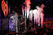 Photos of Calvin Harris performing live at iHeartRadio Jingle Ball 2015, hosted by Z100 New York at Madison Square Garden, NYC on December 11, 2015. © Matthew Eisman/ iHeartRadio. All Rights Reserved