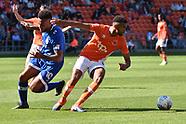 Blackpool v Oldham Athletic 260817