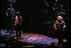Phil, Bobby, Billy & Jerry. The Grateful Dead in Concert at the Hartford Civic Center on March 26th 1987