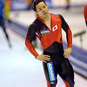 NLD/Heerenveen/20060121 - ISU WK Sprint 2006, Hiroyasu Shimizu