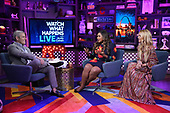"""July 20, 2021 - US: Bravo's """"Watch What Happens Live With Andy Cohen"""" - Episode: 18122"""