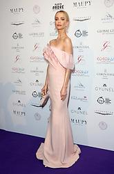 Tatiana Korsakova attending the Global Gift Gala held at The Corinthia Hotel in London.