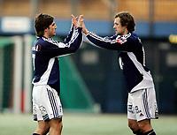Fotball, 31. januar 2007 , Treningskamp , Viking - Ham-Kam 2-0,<br /> Alexander Ødegaard og Milan Ivana , Viking