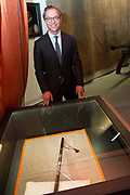 Koning Willem-Alexander opent de tentoonstelling Willem in het Nationaal Militair Museum in Soesterberg.<br /> <br /> King Willem-Alexander opens the exhibition Willem in the National Military Museum in Soesterberg.<br /> <br /> Op de foto/ On the photo:  Z.K.H. Prins Jaime de Bourbon de Parme<br /> Ambassadeur bij de Heilige Stoel bij de Baton