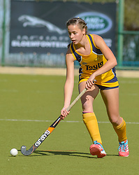 Marli van Deventer of Oranje MS during day two of the FNB Private Wealth Super 12 Hockey Tournament held at Oranje Meisieskool in Bloemfontein, South Africa on the 7th August 2016, <br /> <br /> Photo by:   Frikkie Kapp / Real Time Images