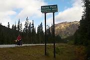 WA - USA - Adventure Cycling Sierra Cascades Route