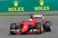 05 VETTEL sebastian (ger) ferrari sf15t action during 2015 Formula 1 FIA world championship, China Grand Prix, at Shanghai from April 9th to 12th. Photo Alexandre Guillaumot / DPPI