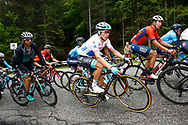 Miguel Angel Lopez (COL - Astana Pro Team) during the 101th Tour of Italy, Giro d'Italia 2018, stage 15, Tolmezzo - Sappada 178 km on May 20, 2018 in Italy - Photo Luca Bettini / BettiniPhoto / ProSportsImages / DPPI