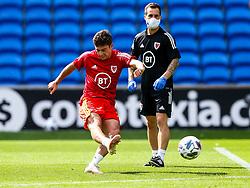 Daniel James of Wales - Rogan/JMP - 06/09/2020 - FOOTBALL - Cardiff City Stadium - Cardiff, Wales - Wales v Bulgaria - UEFA Nations League Group B4.