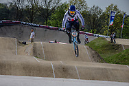#65 (PHILLIPS Liam) GBR at the 2016 UCI BMX Supercross World Cup in Papendal, The Netherlands.