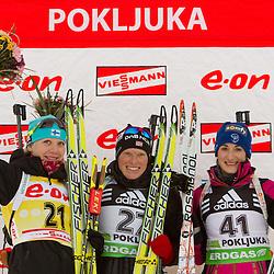 20101216: SLO, Biathlon - IBU World Cup, Women 15km Individual