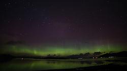 The Northern Lights (Aurora Borealis) made for a spectacular light show over Loch Linnhe near Oban on the west coast of Scotland...... (c) Stephen Lawson   Edinburgh Elite media