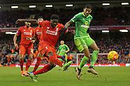 Liverpool v Sunderland 060216