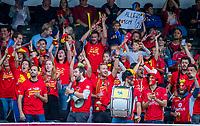 ANTWERP - BELFIUS EUROHOCKEY Championship  . Belgium supporters, fans, WSP/ KOEN SUYK