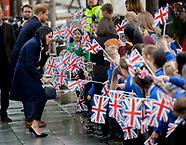Prince Harry and Meghan Markle visit Birmingham, 08-03-2018