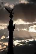 Angel de la Independencia, Ciudad de México (Prometeo Lucero)