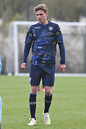 Leeds United forward Niklas Haughland during the U18 Professional Development League match between Coventry City and Leeds United at Alan Higgins Centre, Coventry, United Kingdom on 13 April 2019.