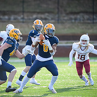 Football: Emory and Henry College Wasps vs. Southern Virginia University Knights