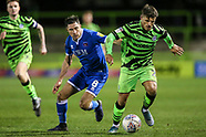 Forest Green Rovers v Carlisle United 280120