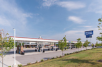 Exterior Image of BWI Tech Park 2 by Jeffrey Sauers of Commercial Photographics, Architectural Photo Artistry in Washington DC, Virginia to Florida and PA to New England