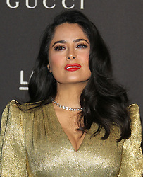 2018 LACMA ART+FILM Gala. 03 Nov 2018 Pictured: Salma Hayek Pinault. Photo credit: Jaxon / MEGA TheMegaAgency.com +1 888 505 6342