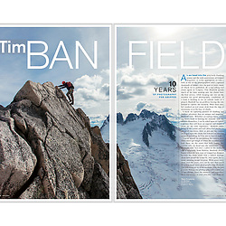A photo feature of mine in the April 2019 issue of Gripped Magazine, the article hi-lighted some of my favourite climbing shots that I have taken over the past 5 years.