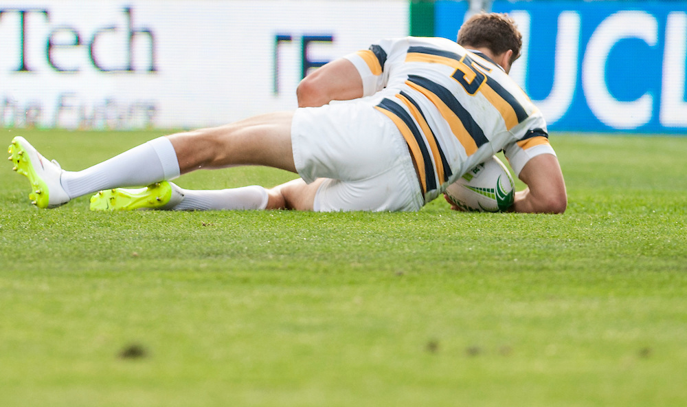 California compete in the final against Kutztown.<br /> <br /> By Jack Megaw for USA Sevens.