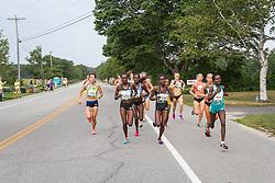 elite women's mile 1