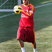 Galatasaray's players Emre COLAK during their training session at the Jupp Derwall training center, Thursday, January 20, 2011. Photo by TURKPIX