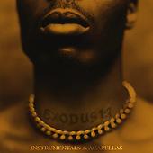 """August 27, 2021 - WORLDWIDE: DMX """"Exodus (Instrumentals & Acapellas)"""" Album Release"""