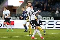 Fotball , 17. april 2017 , Eliteserien, Viking Stavanger - Rosenborg<br />Niclas Bendtner fra Rosenborg.<br />Foto: Andrew Halseid Budd , Digitalsport