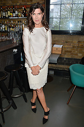 RONNI ANCONA at Fork to Fork - a Fundraising Feast to support The Open Air Classroom Project held at The Dock Kitchen, Portobello Docks, 342-344 Ladbroke Grove, London on 19th May 2015.