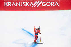 Feature during 2nd Run of Ladies' Giant Slalom at 57th Golden Fox event at Audi FIS Ski World Cup 2020/21, on January 17, 2021 in Podkoren, Kranjska Gora, Slovenia. Photo by Vid Ponikvar / Sportida