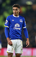 Dominic Calvert Lewin of Everton during the English Premier League match at the KCOM Stadium, Kingston Upon Hull. Picture date: December 30th, 2016. Pic Simon Bellis/Sportimage