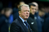 Queens Park Rangers manager, Steve McClaren during the The FA Cup fourth round match between Portsmouth and Queens Park Rangers at Fratton Park, Portsmouth, England on 26 January 2019.