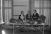 Scolarship Girls at the Irish Countrywomen's Association College, Termonfeckin, County Louth..02.03.1967