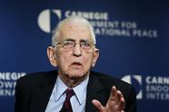 Daniel Ellsberg speaks at Carnegie Endowment for International Peace