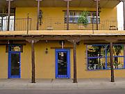26 AUGUST 2007 -- ALBUQUERQUE, NM: Architecture in Old Town in Albuquerque, NM. PHOTO BY JACK KURTZ
