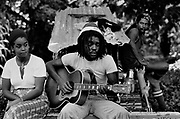 Peter Tosh and Grace Collins - Jamaica 1978