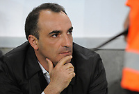 20091103: LISBON, PORTUGAL - Sporting Lisbon vs Heerenveen: Europa League 2009/2010 - Group Stage. In picture: Carlos Carvalhal (Sporting new coach). PHOTO: Alexandre Pona/CITYFILES