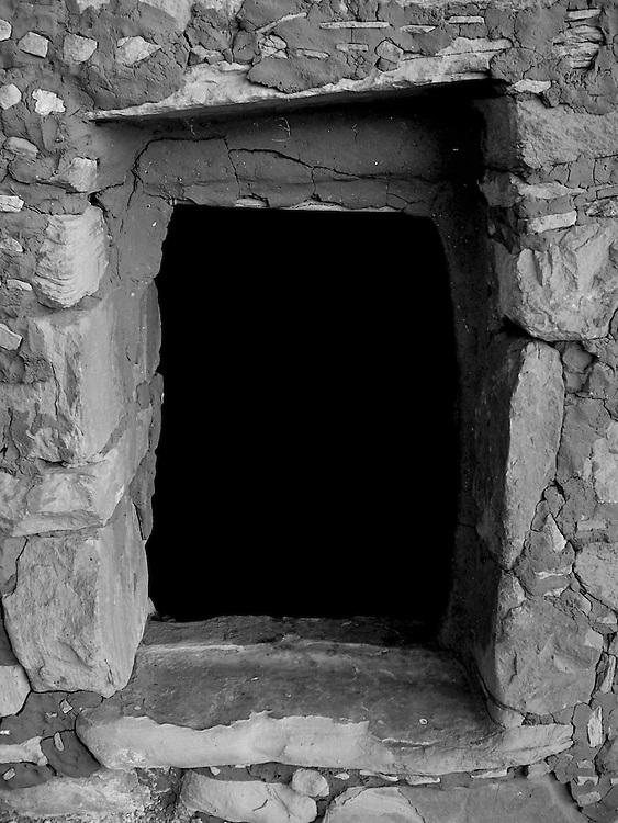 Granary door, Cedar Mesa, Ut