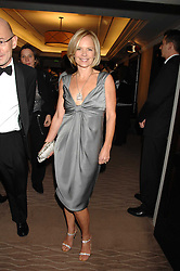 Presenter MARIELLA FROSTRUP at the 2007 Costa Book Awards held at The Intercontinental Hotel, One Hamilton Place, London W1 on 22nd January 2008.<br /><br />NON EXCLUSIVE - WORLD RIGHTS (EMBARGOED FOR PUBLICATION IN UK MAGAZINES UNTIL 1 MONTH AFTER CREATE DATE AND TIME) www.donfeatures.com  +44 (0) 7092 235465