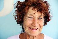 Woman in Gibara, Holguin, Cuba.