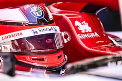 May 11, 2019 - Barcelona, Spain - Motorsports: FIA Formula One World Championship 2019, Grand Prix of Spain, .#7 Kimi Raikkonen (FIN, Alfa Romeo Racing) (Credit Image: © Hoch Zwei via ZUMA Wire)