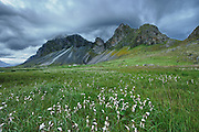 Eystrahorn. Taken in South-east Iceland