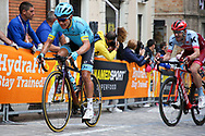 Miguel Angel Lopez (COL - Astana Pro Team) during the 101th Tour of Italy, Giro d'Italia 2018, stage 11, Assisi - Osimo 156 km on May 16, 2018 in Italy - Photo Ilario Biondi / BettiniPhoto / ProSportsImages / DPPI