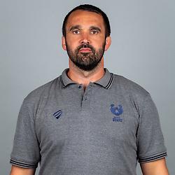 Jonathan Thomas - Robbie Stephenson/JMP - 01/08/2019 - RUGBY - Clifton Rugby Club - Bristol, England - Bristol Bears Headshots 2019/20