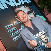 NLD/Amsterdam/20171114 - Lancering LINDA.man Johnny, Johnny de Mol